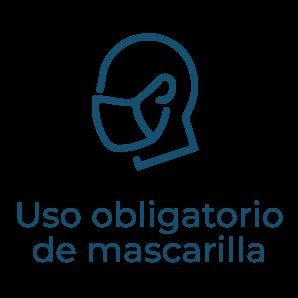Uso de mascarillas - Protocolo anti covid clínica dentista